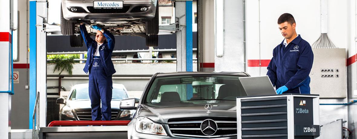 Mercedes-Servis Vranic - Servisiranje